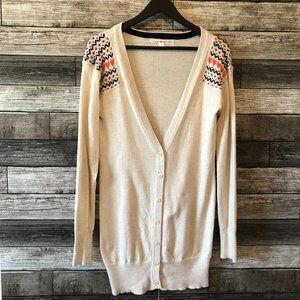 Sweaters - Wearing Your Heart on Your Sleeve Tunic Cardigan